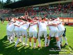 L'Aquila Calcio, amichevole con la primavera della Roma
