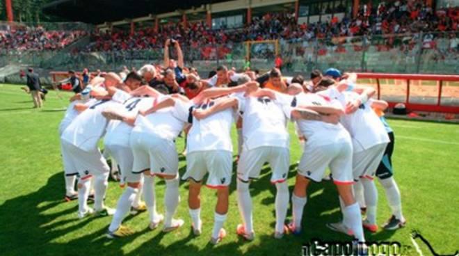 L'Aquila Calcio, termina la Coppa Italia