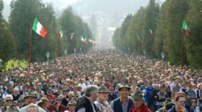 Raduno Alpini: «Attese 400mila persone»