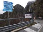 Soppressione temporanea corse Scanno Sulmona