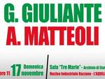 Altero Matteoli a L'Aquila