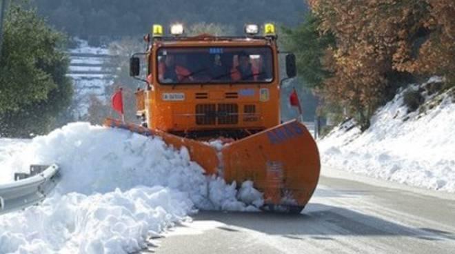 Avezzano, approvato piano neve