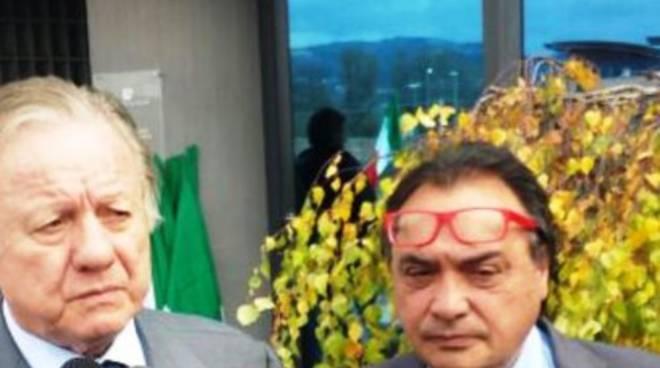 Esordio a L'Aquila per la nuova Forza Italia