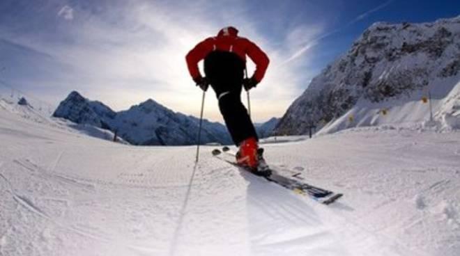 Gran Sasso, sciatori in attesa