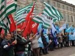 Legge stabilità, la protesta di Cgil, Cisl e Uil