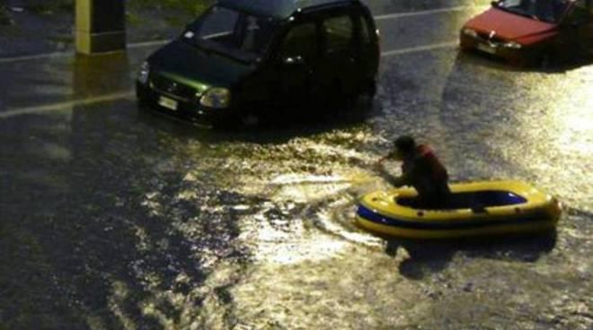 Maltempo Abruzzo, chiesto stato di emergenza