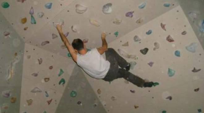 Nuova palestra di arrampicata a Villa Sant'Angelo