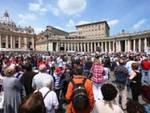 San Pietro, «pellegrinaggio vissuto con sacrificio»
