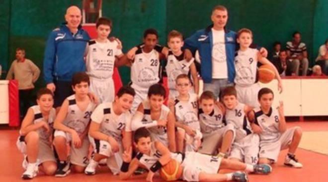 Scuola Minibasket, terzo posto al torneo nazionale
