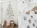 Sos Natale: 'finti' abeti e decorazioni