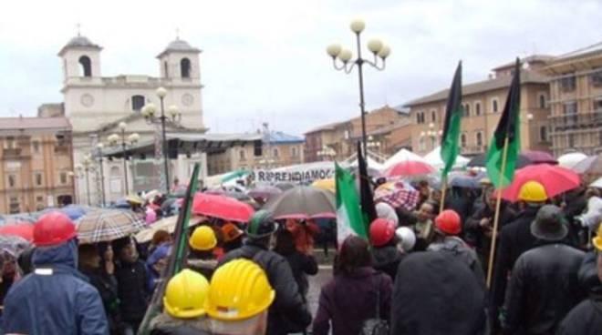 Albano: «Sollievo per le tre voci della ricostruzione»