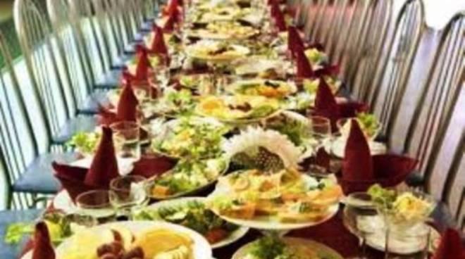 Il menu di Natale costa 57 euro a persona