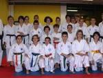 Karate, successo per giovani aquilani