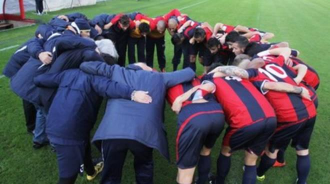 L'Aquila Calcio in trasferta a Nocera