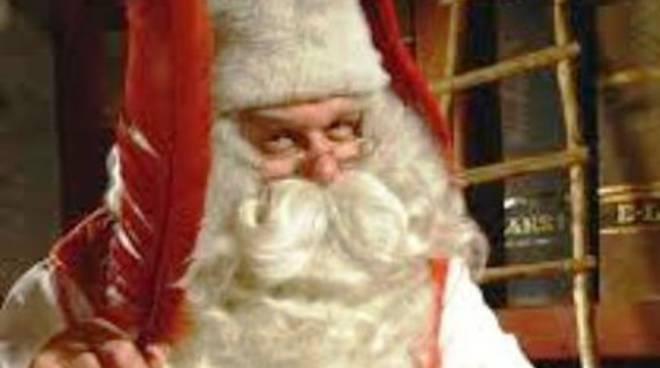 Letterina di Babbo Natale agli aquilani
