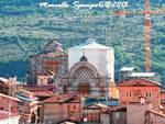 «Magani resti a L'Aquila»