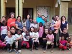 Natale in Congo per una coppia aquilana