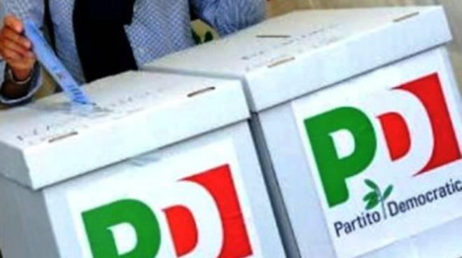 Primarie Pd, i seggi e le liste a L'Aquila