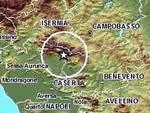 Scossa di magnitudo 4.9 in Campania