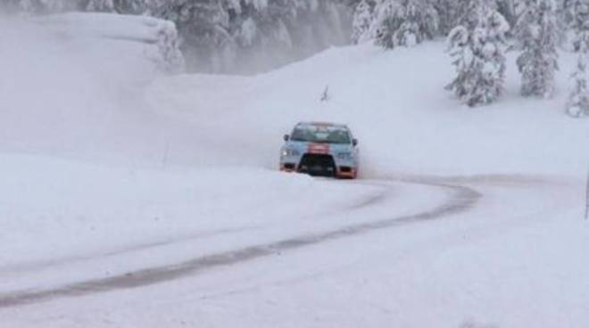 Arctic Rally, team abruzzese in Lapponia