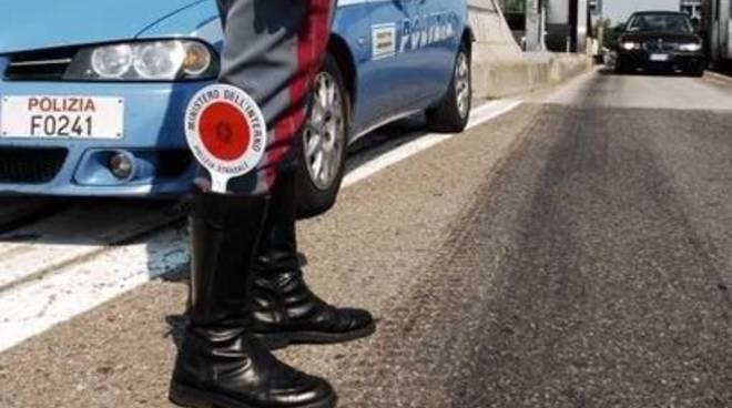 Bilancio positivo per la polizia stradale