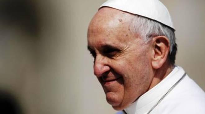 Celano, quel dolce ricordo di Papa Francesco...