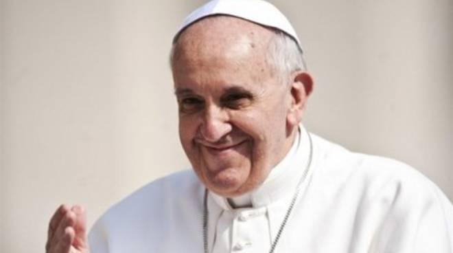 Cinquecento marsicani da Papa Francesco