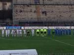 L'Aquila Calcio di nuovo 0-0 contro il Prato