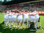L'Aquila Calcio: Pedrelli, Angelilli e Di Pentima rossoblù