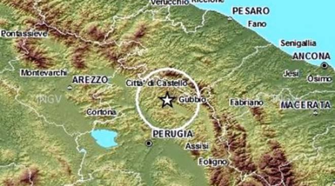 L'Umbria torna a tremare