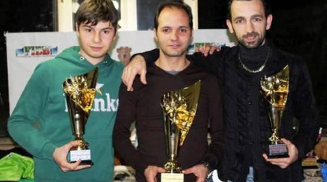 MarsiCalcioBalilla, i vincitori