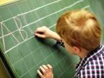 Imparare l'A B C all'istituto comprensivo di Navelli