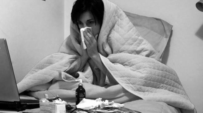 Influenza, più colpiti i bimbi da 0 a 4 anni