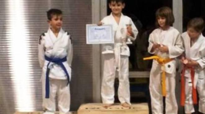 Judo, baby aquilani si dimostrano grandi campioni