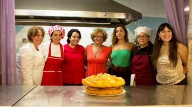 La cucina è donna: approda in TV Miss Chef