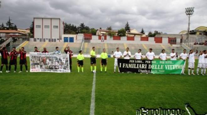 La solidarietà nel mondo del calcio