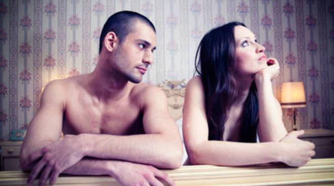 Moglie in sciopero del sesso? Il marito può andare via da casa