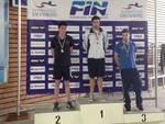 Nuoto, argento aquilano a Riccione