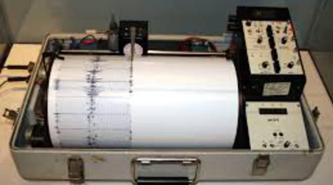 Terremoto a Cittareale, 3.5 e 2.7