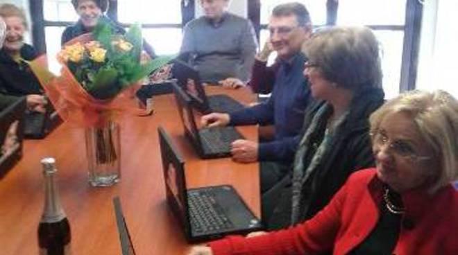 Avezzano, 'Anziani digitali'
