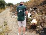 Discariche, la lotta delle Guardie per l'ambiente