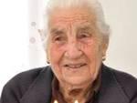 L'Aquila, i 100 anni di nonna Nunziata