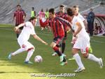 L'Aquila Vs Perugia in 24 scatti