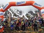 Monte Ocre Snow Event, la carica dei coraggiosi