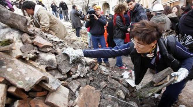 Rinascere con il terremoto nel cuore