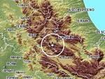 Scossa di terremoto vicino L'Aquila