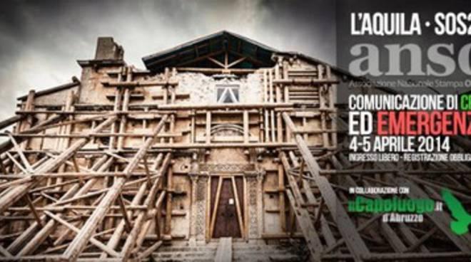 SOS24: L'Aquila capitale della comunicazione