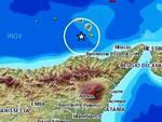 Terremoto, tremano le Isole Lipari