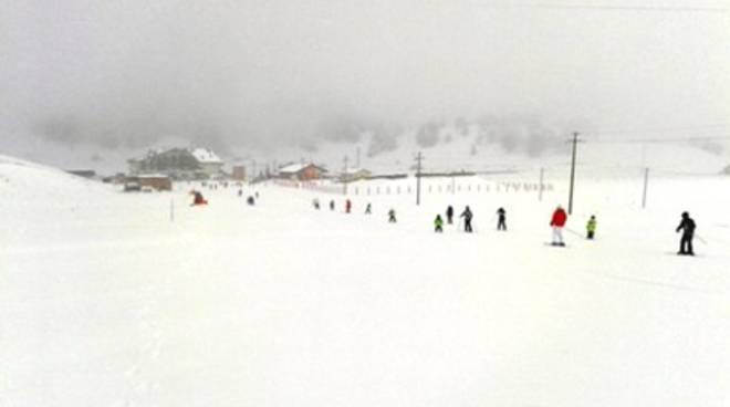 Week end sugli sci