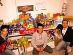 Aquilani generosi nonostante la crisi